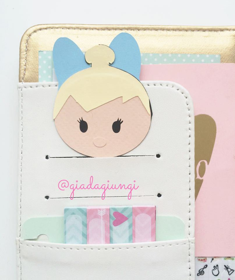 Paperpins lifeplanner-  Trilly