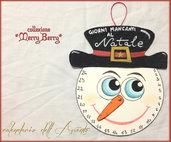 """Collezione """"Merry Berry"""" Natale -  *calendario dell'Avvento*"""