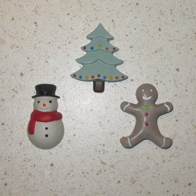 Gessetti Natale colorati profumati