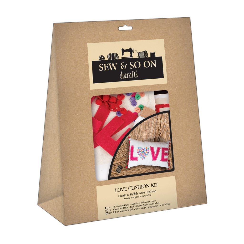 Kit cuscino - Love