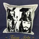 Jack Sparrow cuscino