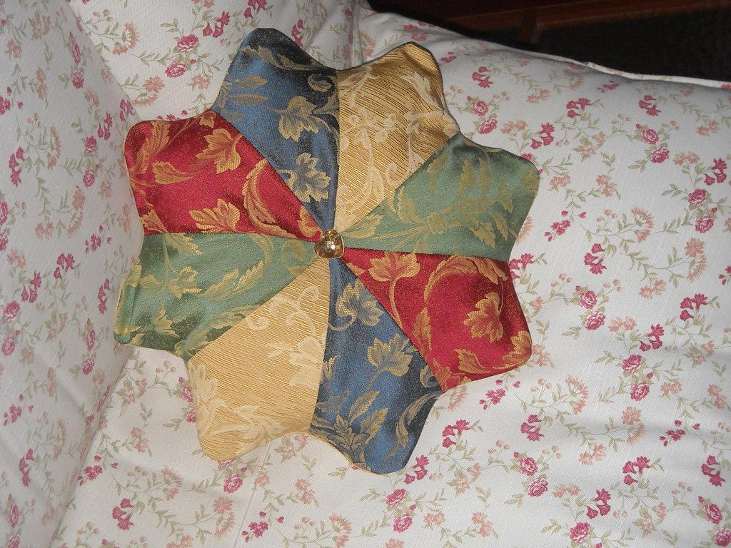 cuscino a spicchi