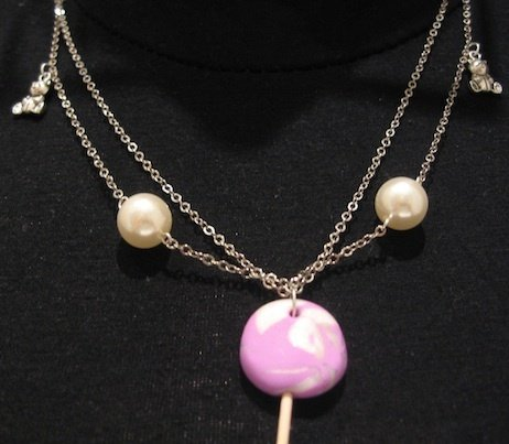 Lollipop collana