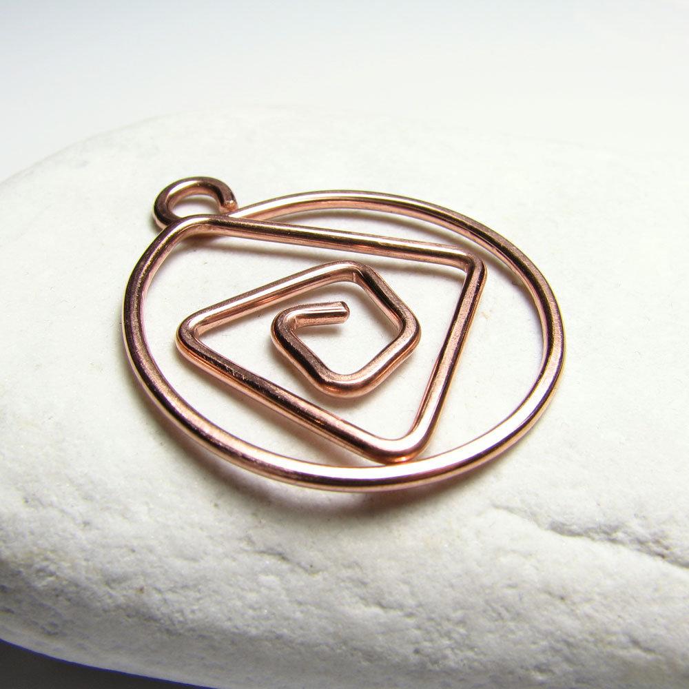 Segnalibro in rame, segnalibri metallo, fermasoldi, graffette. Idea regalo. SLBR-001