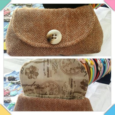 POCHETTE /CLUTCH / PICCOLA BAG A MANO