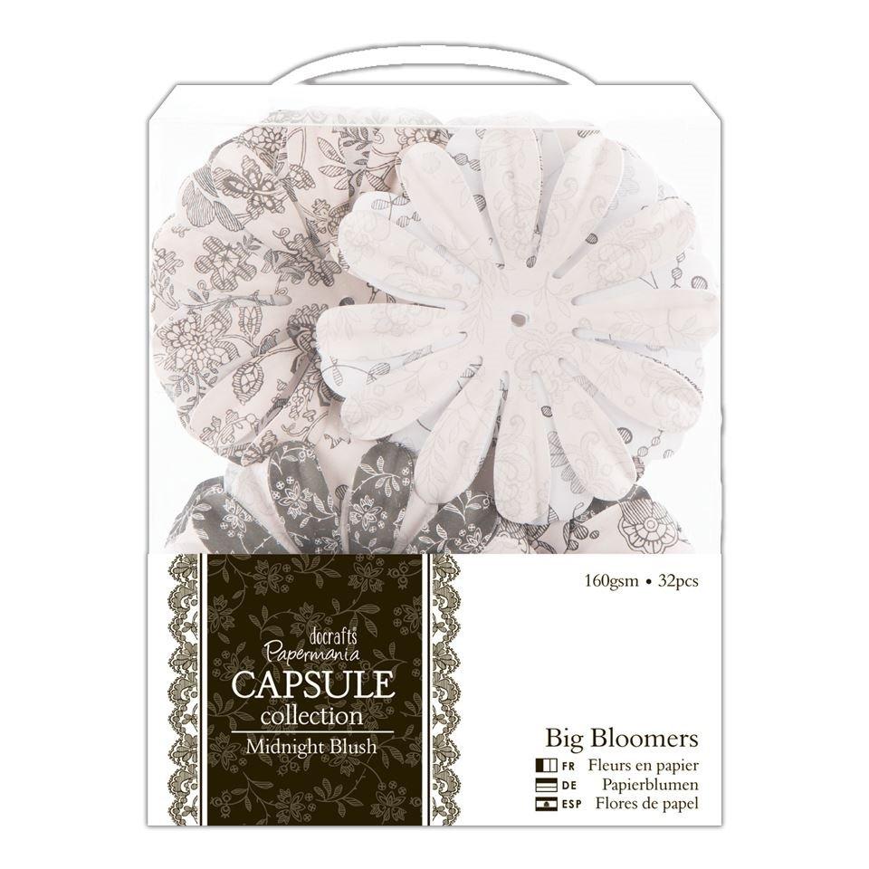 Big Bloomers - Capsule Midnight Blush