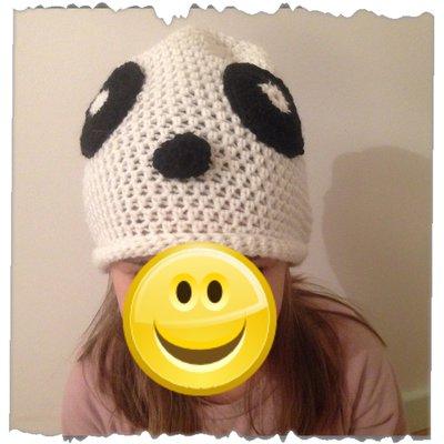 Cappello bambino bambina lana uncinetto