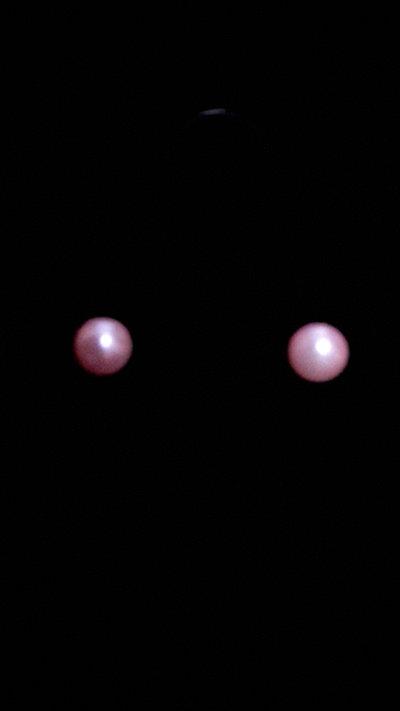 Orecchini perla cerata rosa
