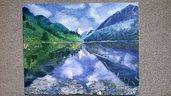Vista lago 75x95
