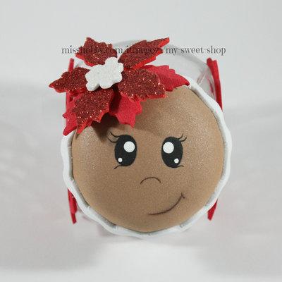 Vasetto porta oggetti regalo Natale - Feste - Natale - di