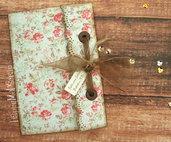 """Invito Battesimo """"Sabine"""" (mini book)"""