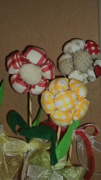 fiore idea segnaposto bomboniera ricordo cerimonie personalizzabile artigianali