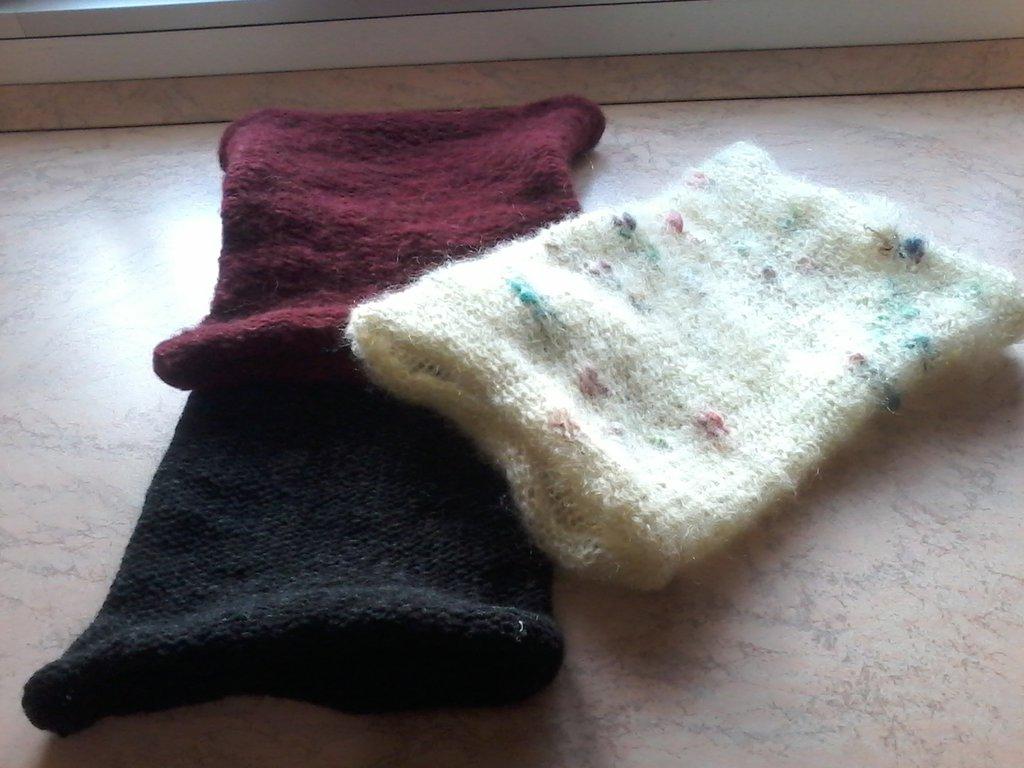 Copricollo in lana per uomo e donna