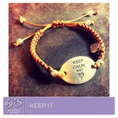 Bracciale Keep it