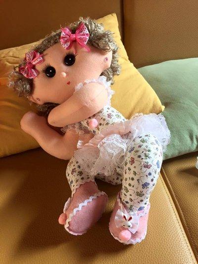 bambola profumata stoffa