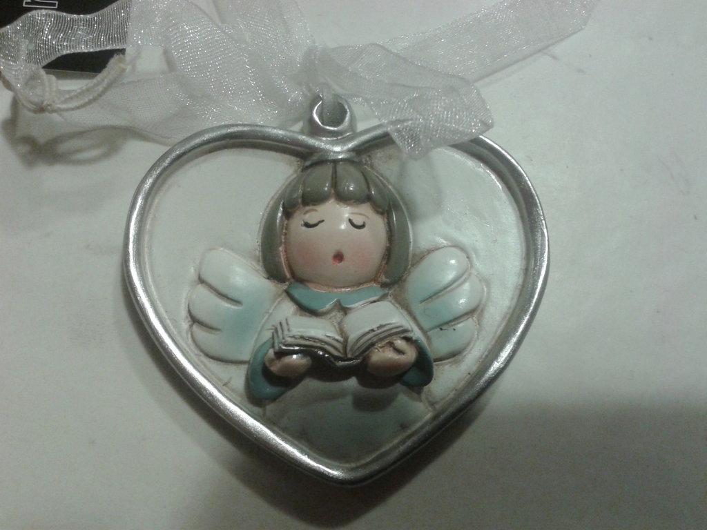Stampo cuore per cerimonia comunione/cresima
