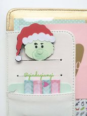 Paperclip - Grinch
