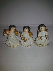 Trio Angeli con strumenti