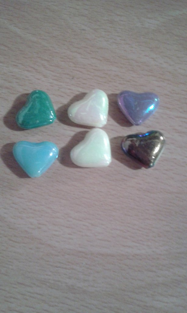 charms a cuore