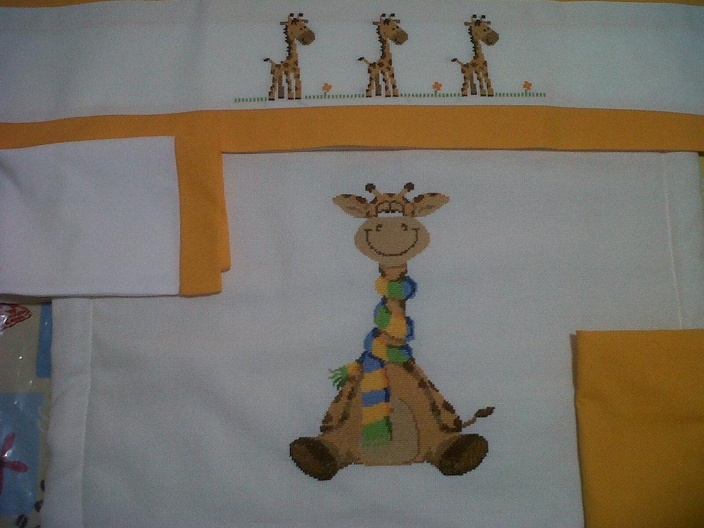 Set copertina, lenzuolino e federa coordinati per culla o carrozzina