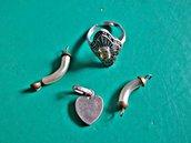 4 oggetti antichi (A-87)