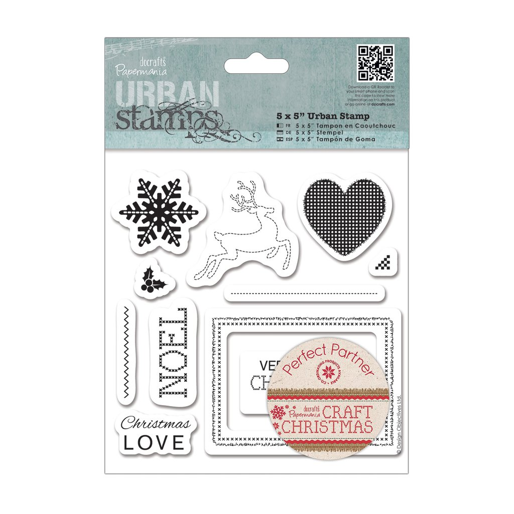 Urban Stamp - Craft Christmas