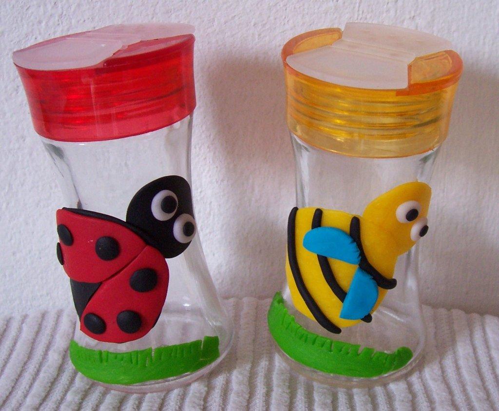 Sale&Pepe ape e coccinella