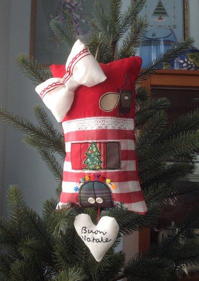 Casetta feste di Natale
