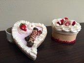"Dolci scatoline ""cupcakes"""