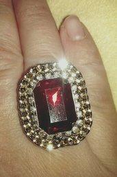 """anello """" RUBINO"""""""