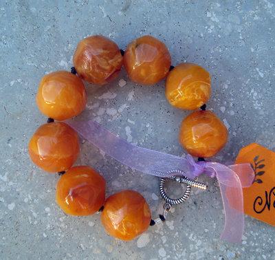 bracciale orange