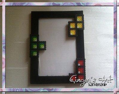 Cornice Fotografica Tetris