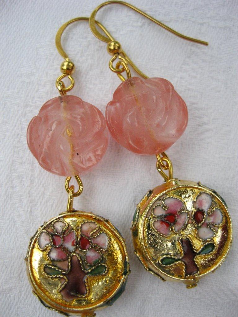 """Orecchini """"Rose"""""""