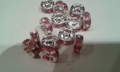 distanziatori color rosa