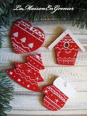 appendini natalizi in legno