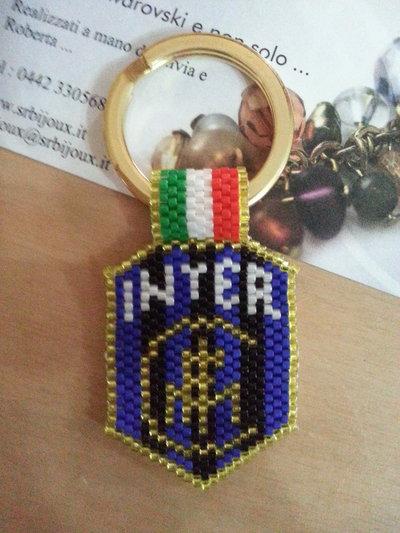 potachiavi Inter fatto a mano