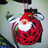 Sfere natalizie per albero di Natale