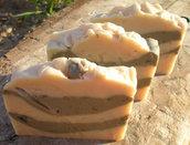 Barros del Mar Muerto - jabón con oligoelementos