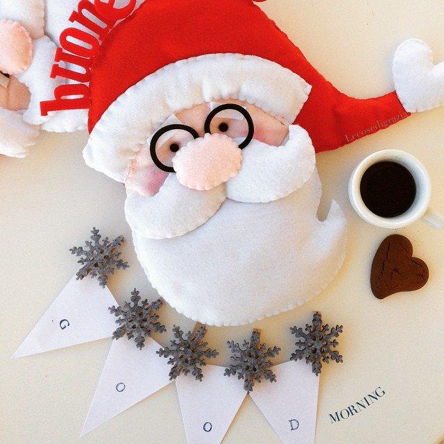 Fuori porta Babbo Natale