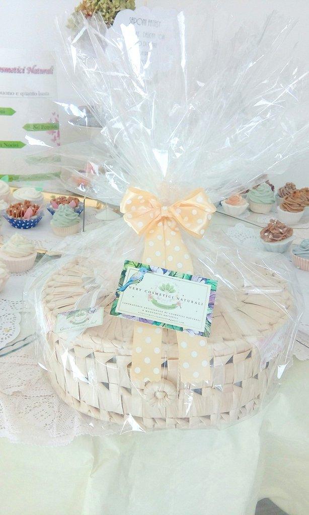 Cestino picnic idea regalo