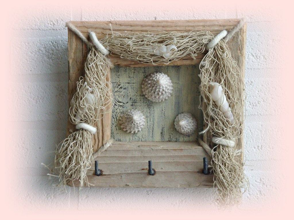 Appendino con legni di mare per la casa e per te for Legni di mare arredamento