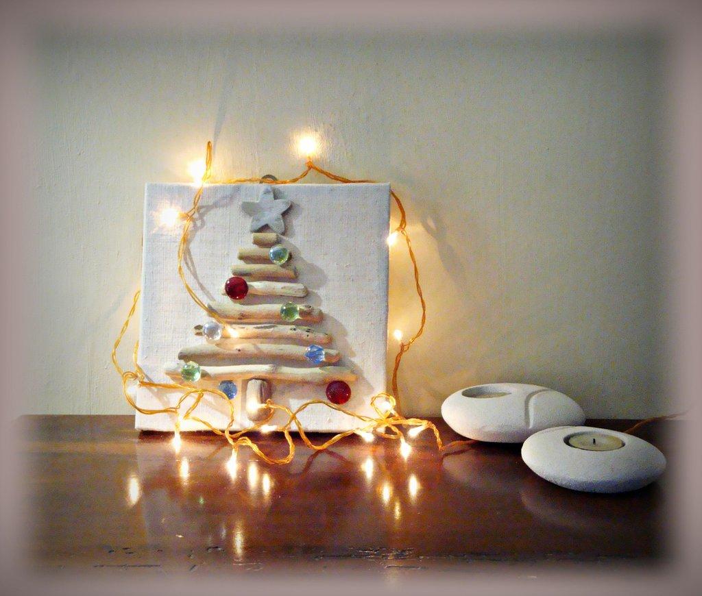Albero di natale con legni di mare - Feste - Natale - di Tendance N...  su M...