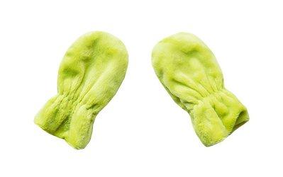 Guanti Bebè Mela Verde