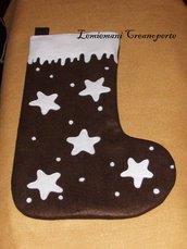 Calze Befana Epifania 6 Gennaio Pan di Stelle Kinder Gocciola Calza biscotto Natale idea regalo