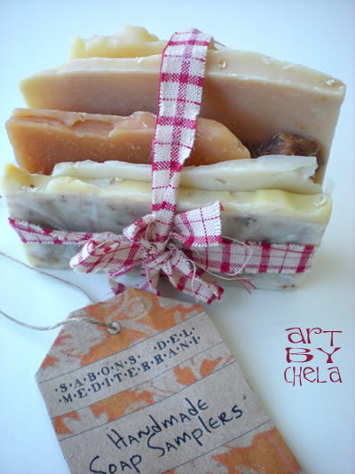 Soap Sampler x 6 muestras