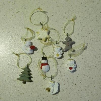 Gessetti addobbi natalizi