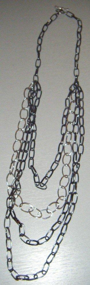 collana in catena