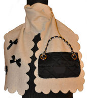 SCIARPA CON BORSA FASHION