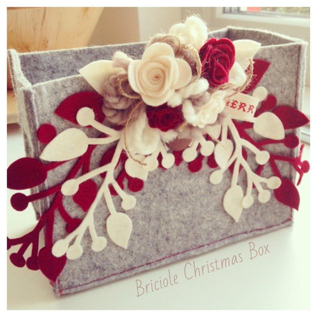 Christmas Box by Briciole