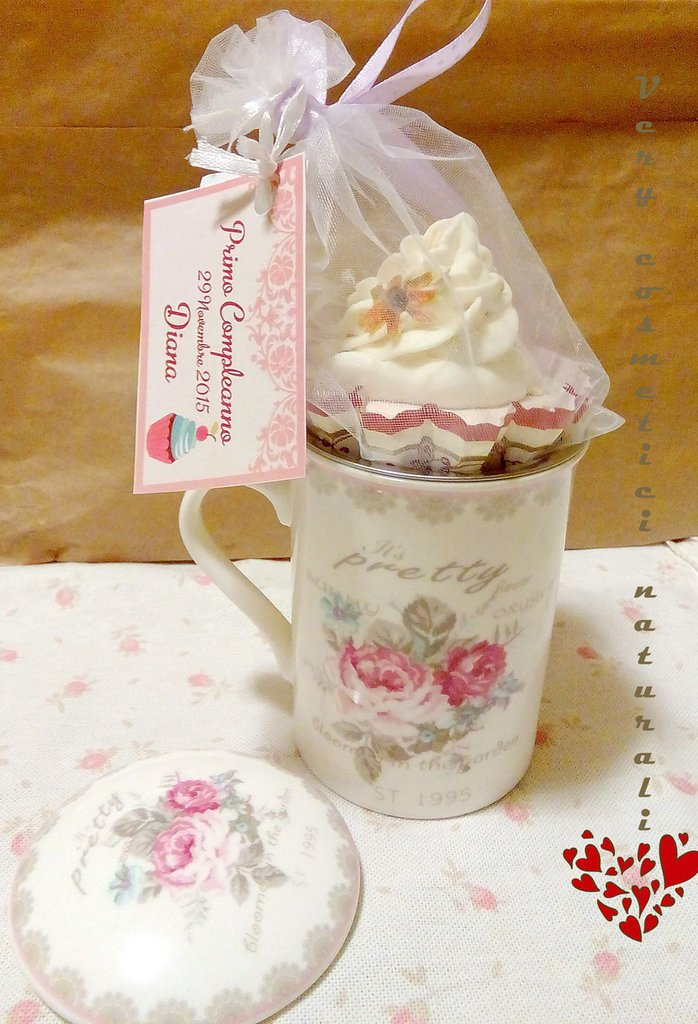 Soap cupcake fantasy